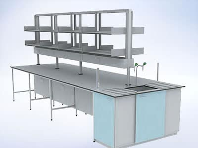 i2 h frame laboratory system