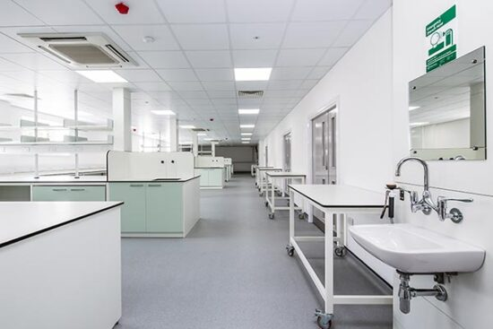 laboratory design from concept to manufacture from InterFocus