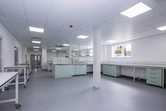 turnkey laboratory construction