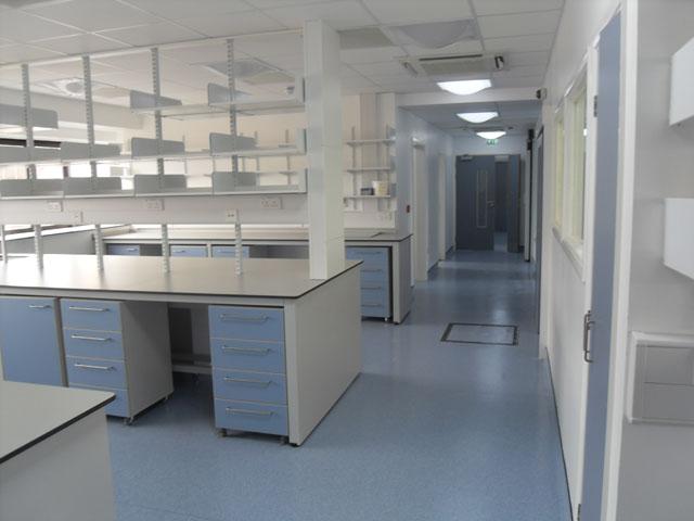 Design of Research Lab