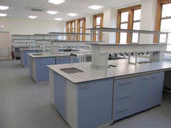 lab refurbishment solution