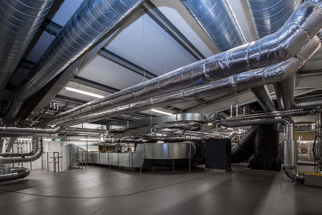 Turnkey Laboratory Installation