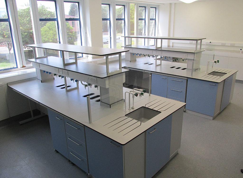lab furniture benching