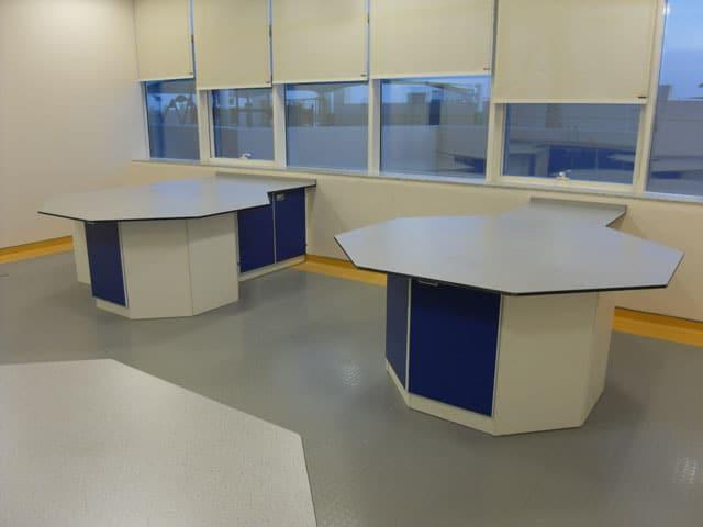 Classroom Installation Classroom