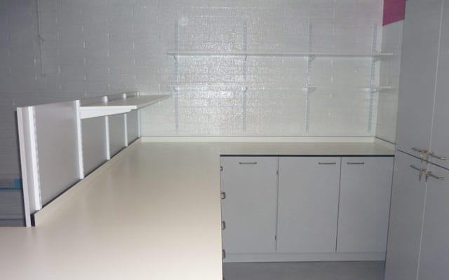 Laboratory Worktop