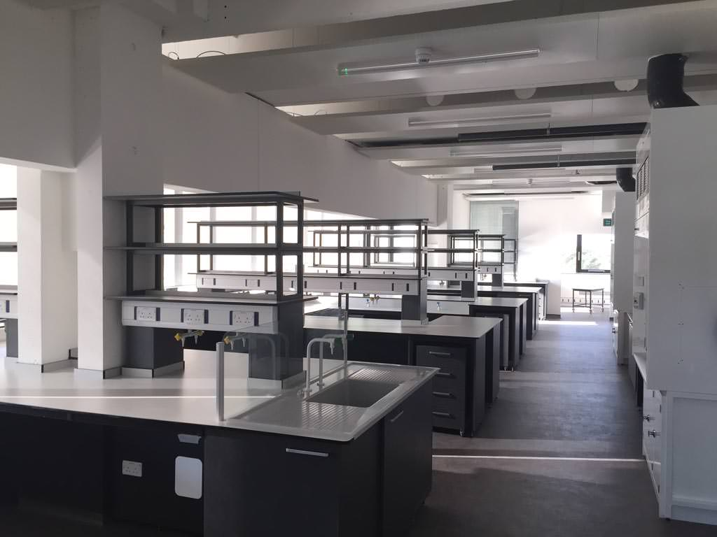 interfocus new lab facilities for cambridge university