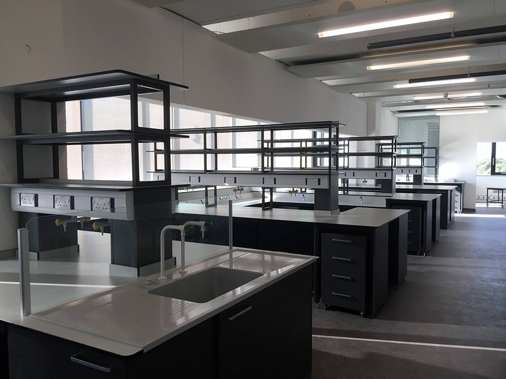 cambridge university new labs
