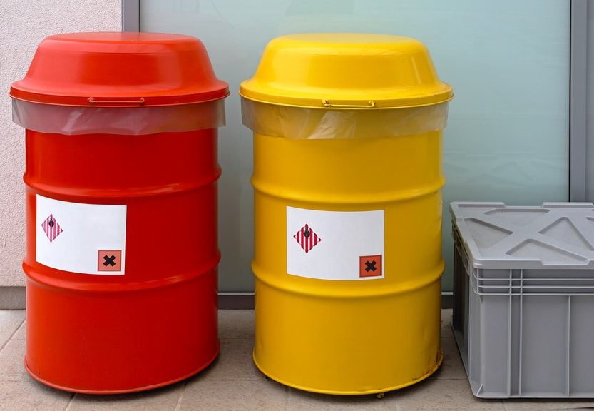 How to Dispose of Chemicals Safely
