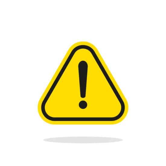 General Warning Scientific Symbol
