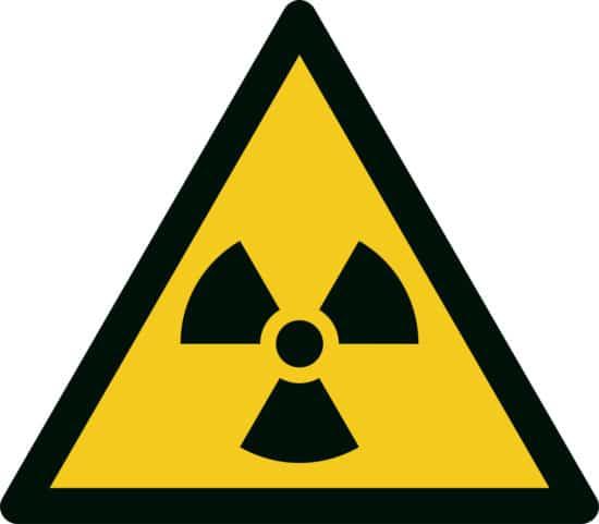 Ionising Radiation Safety Symbol