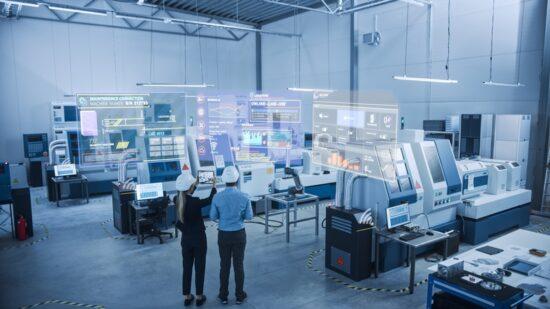modern industry technology